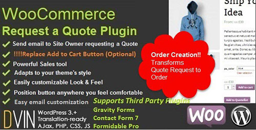 WooCommerce Request a Quote v2.6