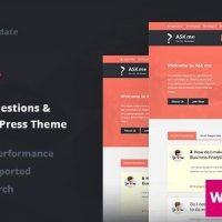 Ask Me v6.3 – Responsive Questions & Answers WordPress – Free Download