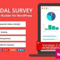 Modal Survey v2.0.1.2 – Poll, Survey & Quiz Plugin – Free Download