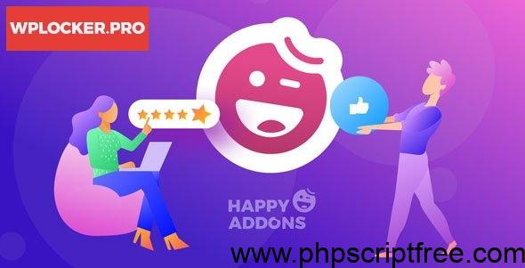 Happy Elementor Addons Pro v1.6.1 – Free Download