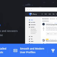 Discy v3.9 – Social Questions and Answers WordPress Theme – Free Download