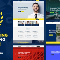 Consulting v5.1.0 – Business, Finance WordPress Theme – Free Download