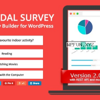 Modal Survey v2.0.1.3 – Poll, Survey & Quiz Plugin – Free Download