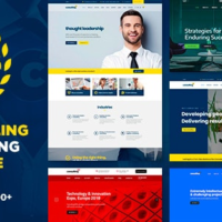 Consulting v5.0.2 – Business, Finance WordPress Theme – Free Download