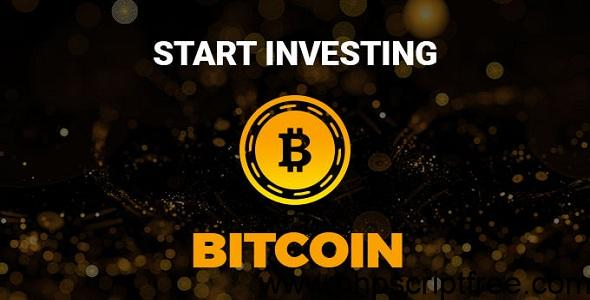 bTrade – Bitcoin Trading System – PHP Script Free Download