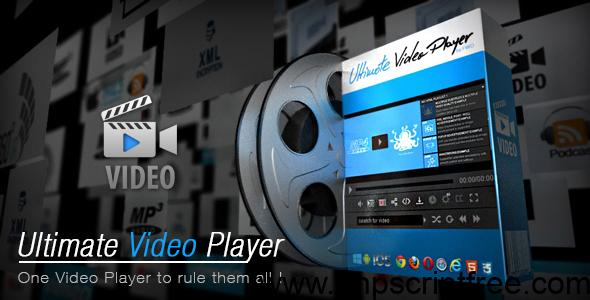 Ultimate Video Player v6.0 – PHP Script Free Download