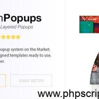 Green Popups (formerly Layered Popups) v7.03 – Standalone Popup Script – WordPress Plugin Free Download