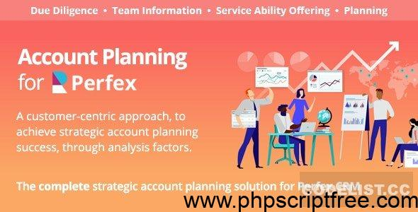 Account Planning module for Perfex CRM v1.0 – PHP Script Free Download