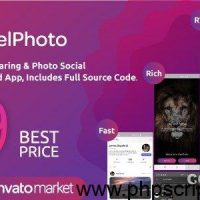 PixelPhoto Android v1.8.3 – Mobile Image Sharing & Photo Social Network Application – Mobile App Free Download
