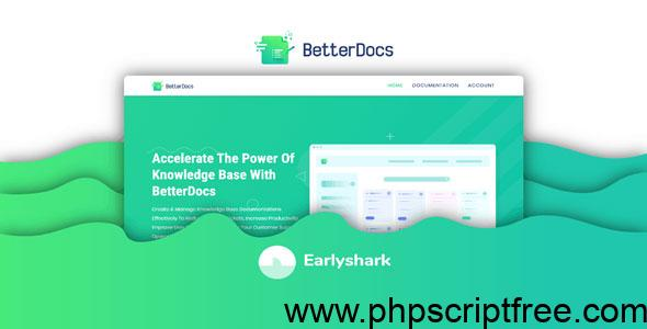 BetterDocs Pro v1.3.1 – Make Your Knowledge Base Standout – Free Download