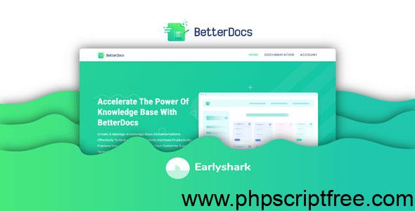 BetterDocs Pro v1.3.4 – Make Your Knowledge Base Standout – Free Download