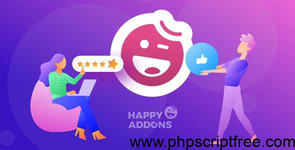 Happy Elementor Addons Pro v1.12.0 – Free Download