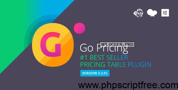 Go Pricing v3.3.18 – WordPress Responsive Pricing Tables – Free Download