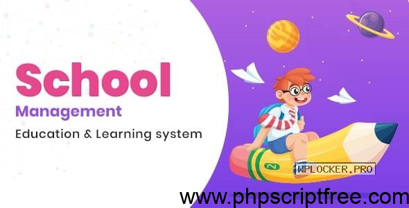 School Management v7.2 – Education & Learning Management system for WordPress – Free Download